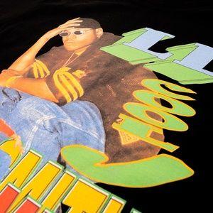 Vintage LL Cool J t-shirt